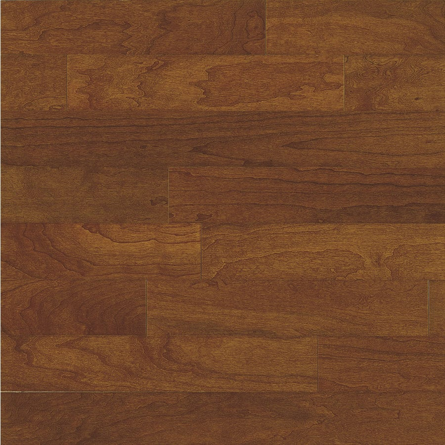 Bruce Cherry Hardwood Flooring Sample (Bronze)