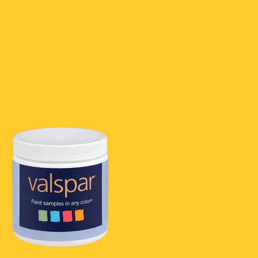 Valspar 8 oz. Paint Sample - Golden Delight
