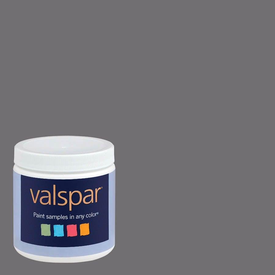 Valspar 8 oz. Paint Sample - High-Speed Steel