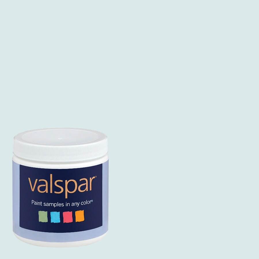 Valspar 8 oz. Paint Sample - Tropical Mist