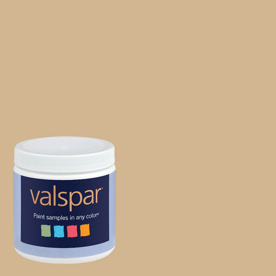 Valspar 8-oz Withered Moss Interior Satin Paint Sample