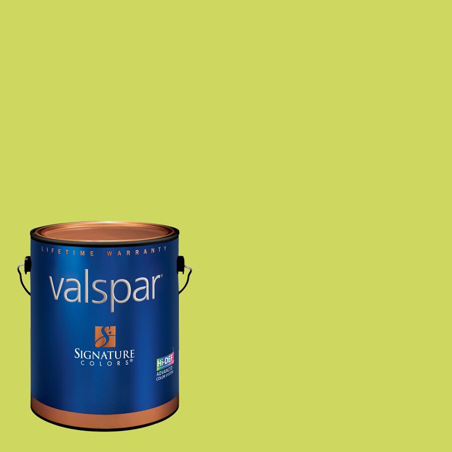 Creative Ideas for Color by Valspar 1-Gallon Interior Matte Light Avocado Latex-Base Paint and Primer in One