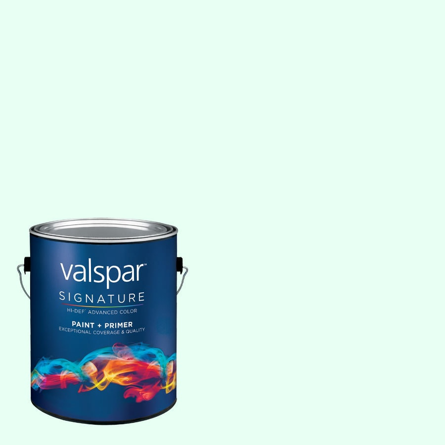 Creative Ideas for Color by Valspar Gallon Size Container Interior Eggshell Pre-Tinted Blanket Latex-Base Paint and Primer in One (Actual Net Contents: 128.15-fl oz)
