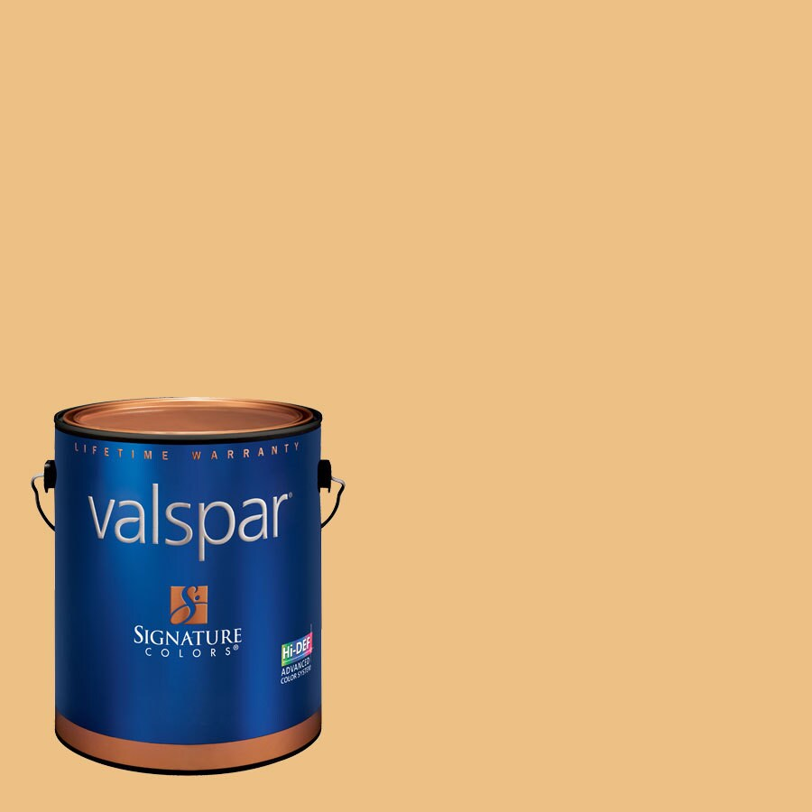Creative Ideas for Color by Valspar 1-Gallon Interior Satin Sheer Pout Latex-Base Paint and Primer in One