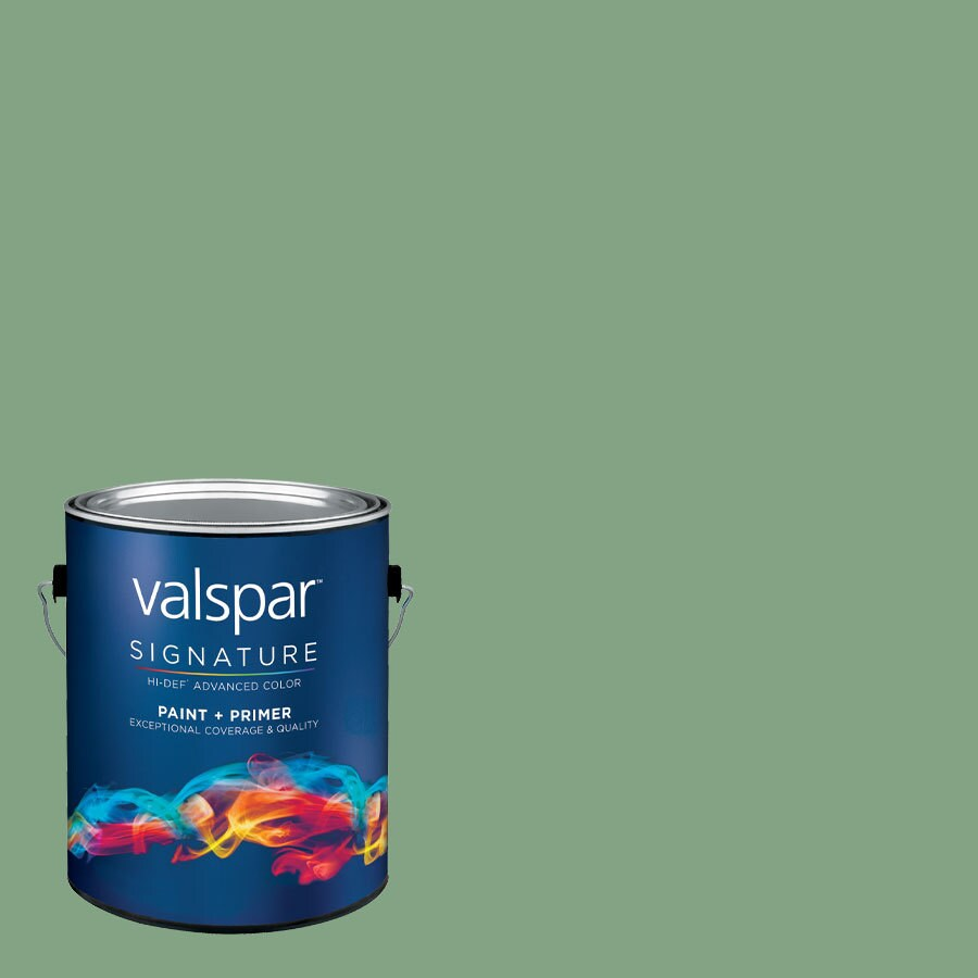 allen + roth Colors by Valspar 1-Gallon Interior Eggshell FishermanS Wharf Latex-Base Paint and Primer in One