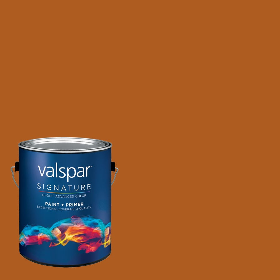 allen + roth Colors by Valspar Gallon Size Container Interior Satin Pre-Tinted Gas Light Latex-Base Paint and Primer in One (Actual Net Contents: 129.87-fl oz)