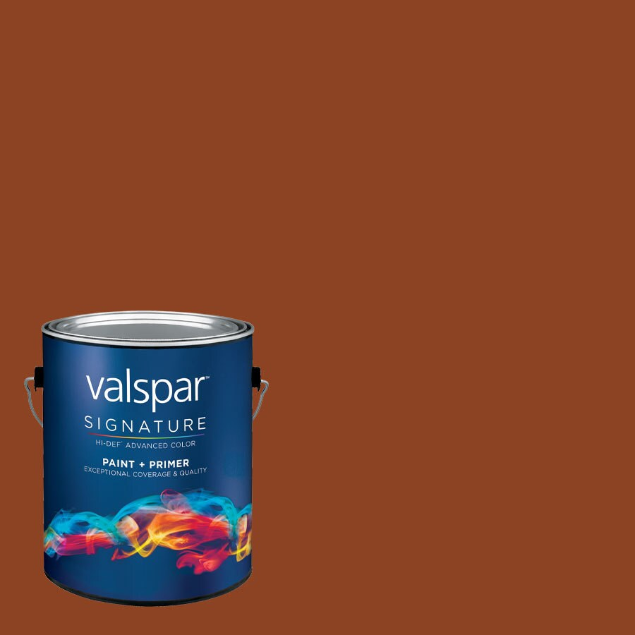 allen + roth Colors by Valspar Gallon Size Container Interior Satin Pre-Tinted Bodega Latex-Base Paint and Primer in One (Actual Net Contents: 129.51-fl oz)