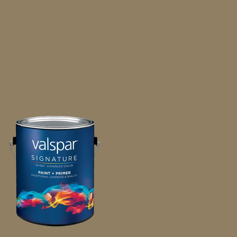 allen + roth Colors by Valspar Gallon Size Container Interior Semi-Gloss Pre-Tinted Borough Latex-Base Paint and Primer in One (Actual Net Contents: 126.69-fl oz)