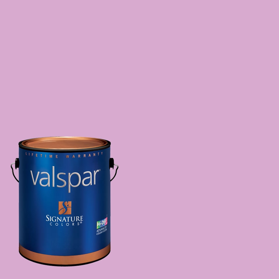 Valspar 1-Gallon Interior Semi-Gloss Plink Latex-Base Paint and Primer in One