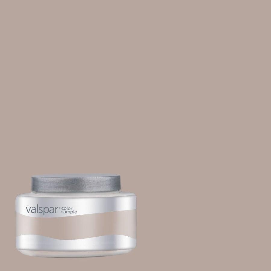 Valspar Pantone Mushroom Interior Satin Paint Sample (Actual Net Contents: 8.01-fl oz)