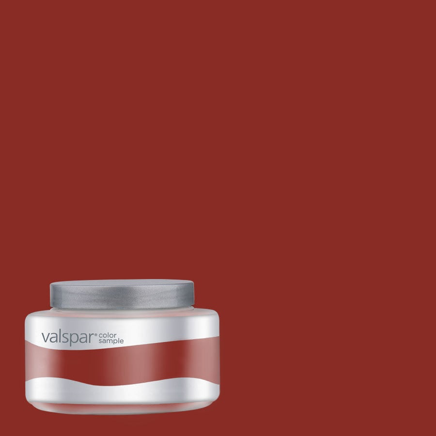 Valspar Pantone Bossa Nova Interior Satin Paint Sample (Actual Net Contents: 7.99-fl oz)