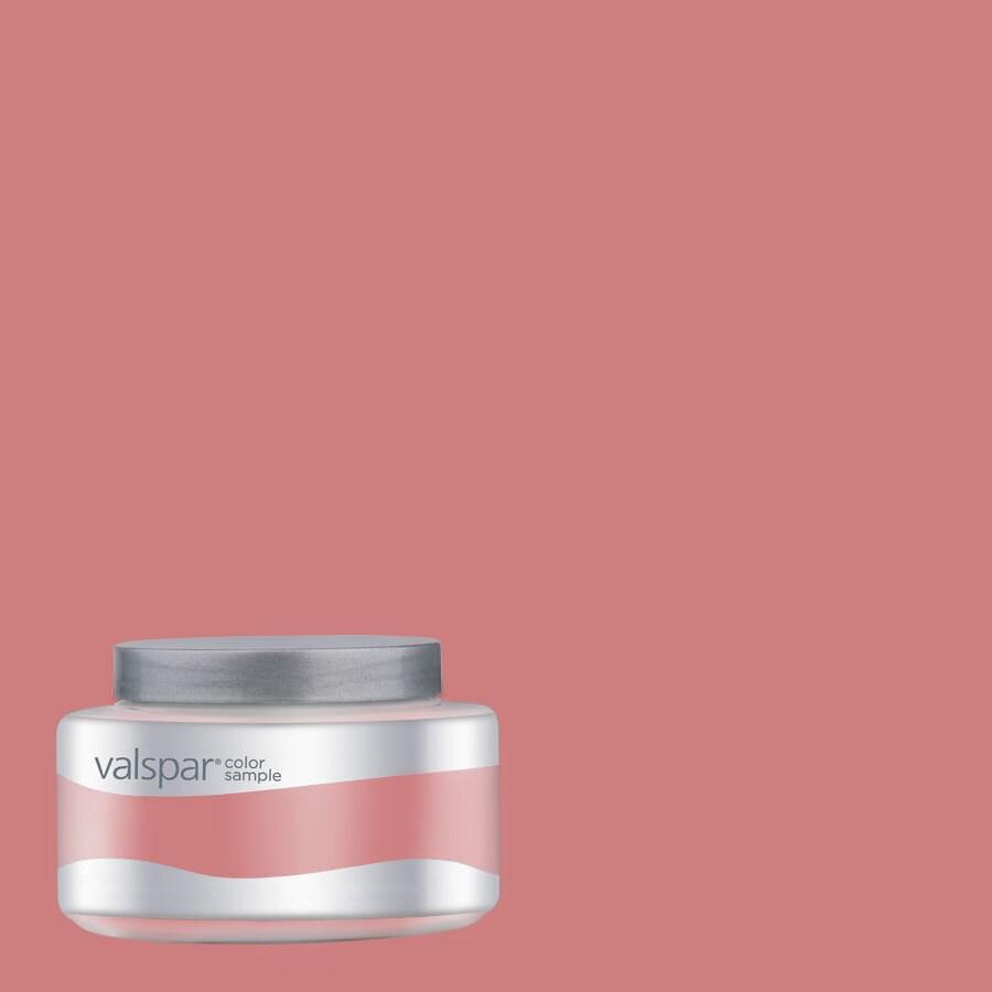 Valspar Pantone Lantana Interior Satin Paint Sample (Actual Net Contents: 8-fl oz)