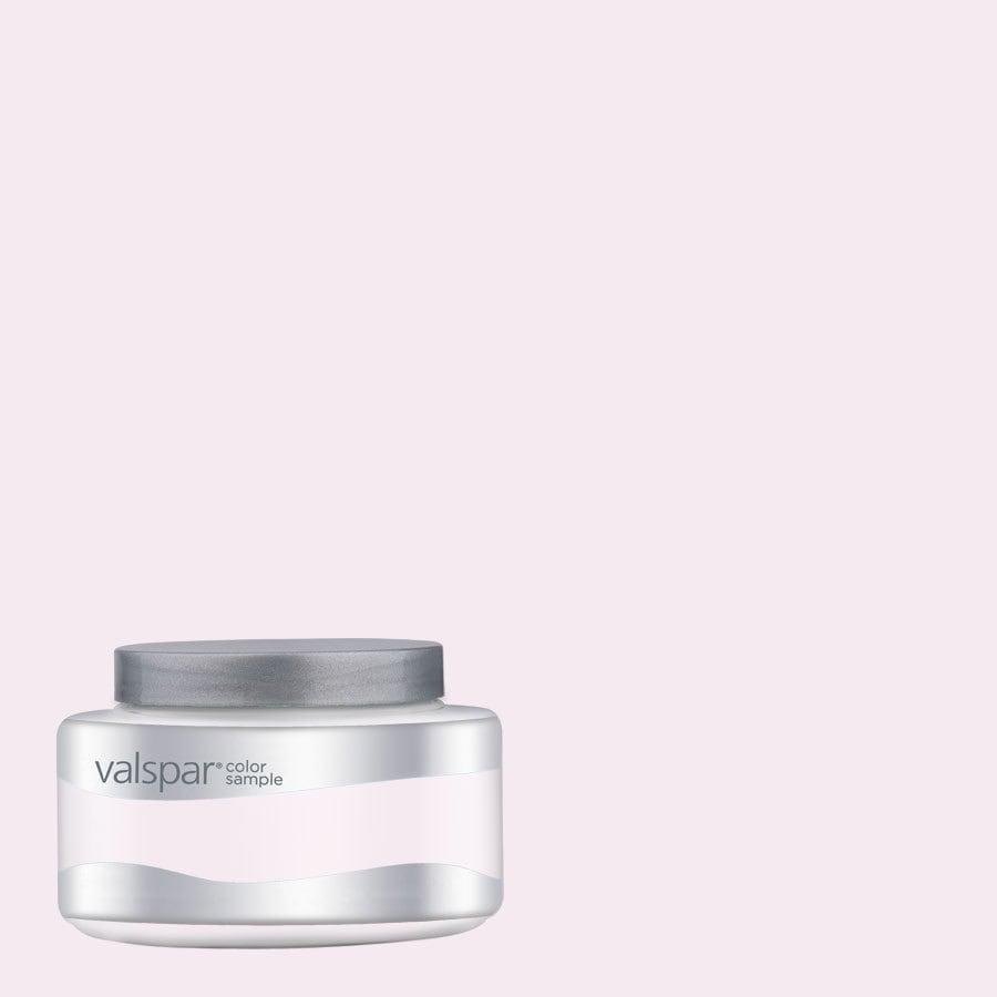 Valspar Pantone Shrinking Violet Interior Satin Paint Sample (Actual Net Contents: 8-fl oz)