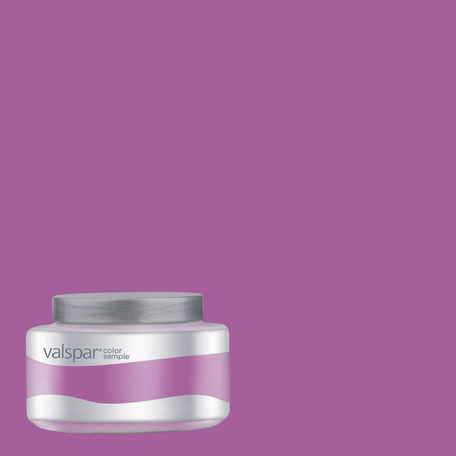 Valspar Pantone Rosebud Interior Satin Paint Sample (Actual Net Contents: 8-fl oz)