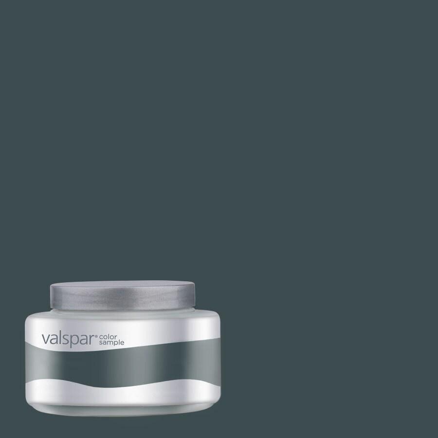 Valspar Pantone Green Gables Interior Satin Paint Sample (Actual Net Contents: 7.99-fl oz)