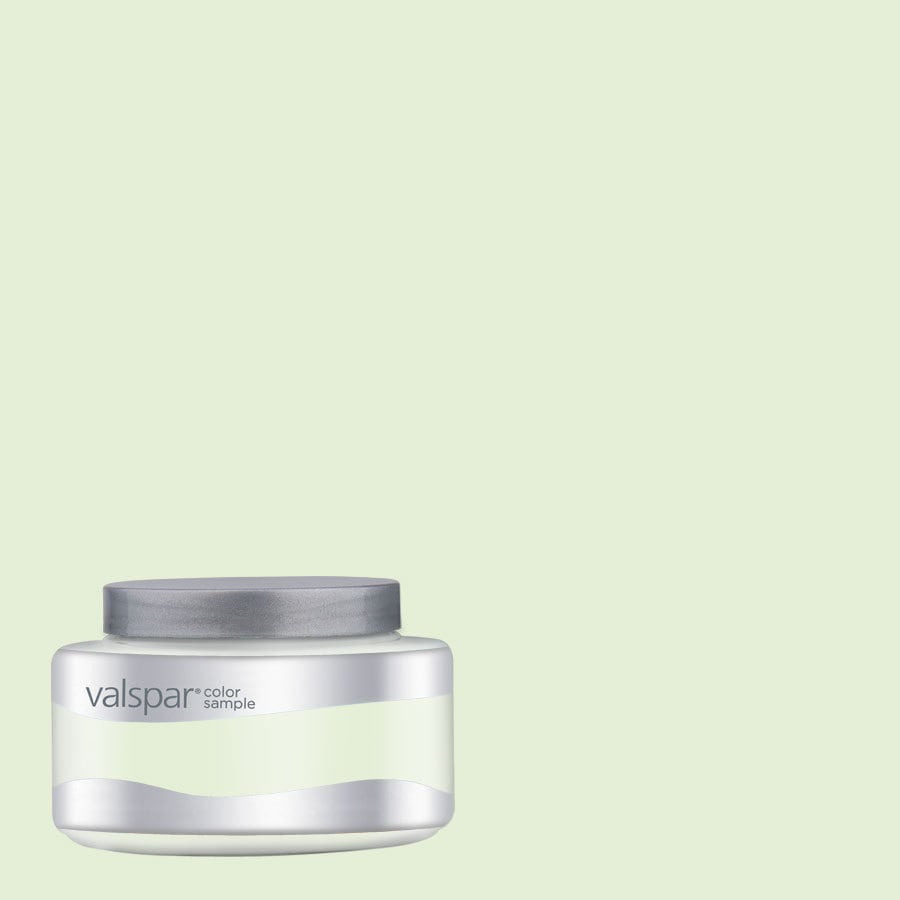 Valspar Pantone Ambrosia Interior Satin Paint Sample (Actual Net Contents: 8.02-fl oz)