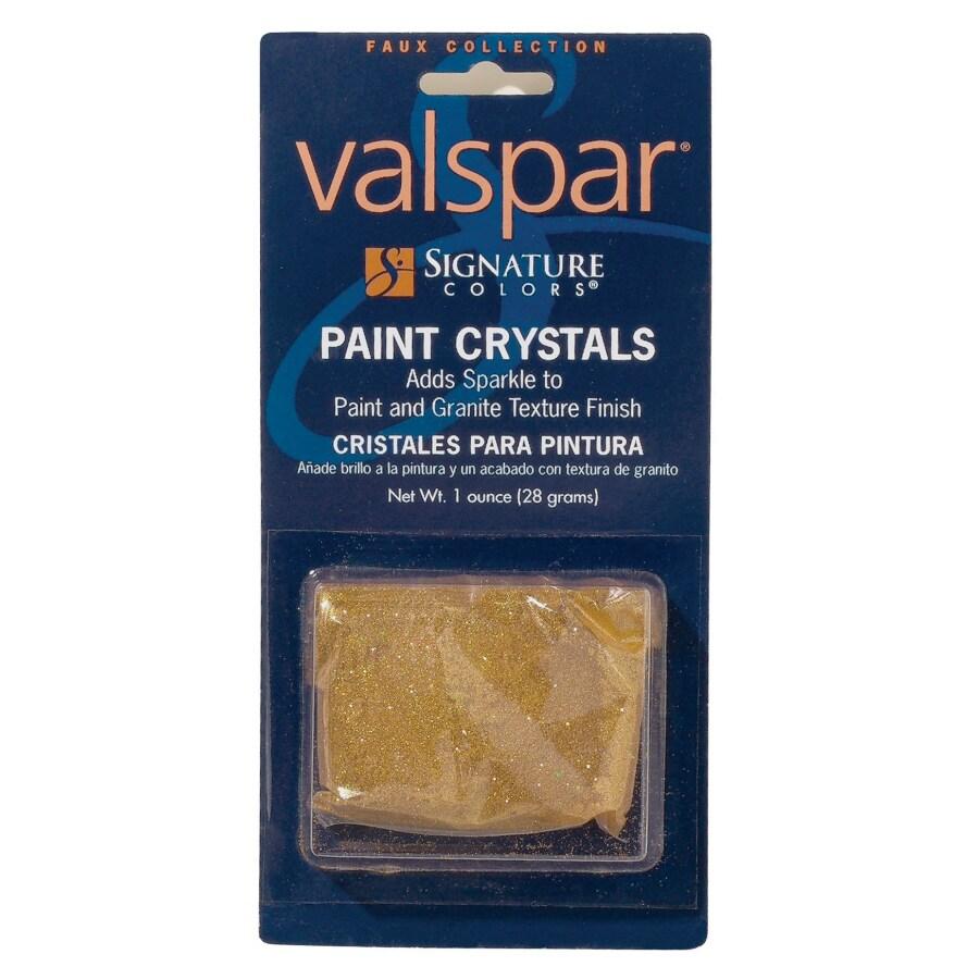 Valspar Signature Colors 1 oz. Interior Granite Crystals