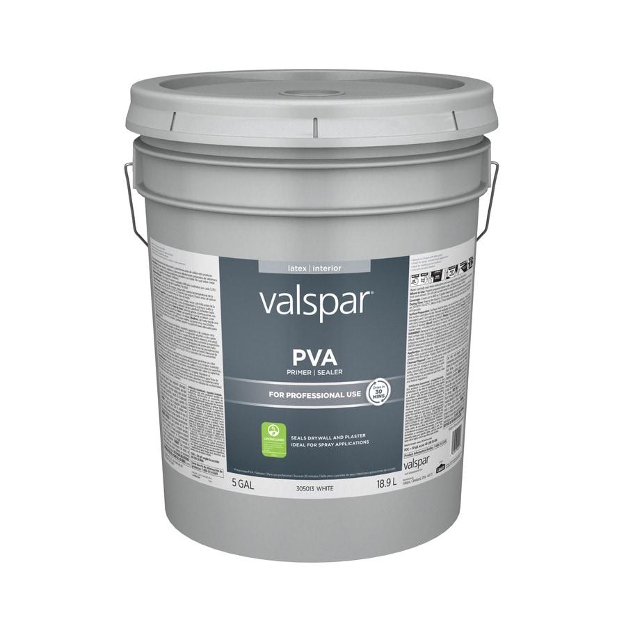 Valspar Interior Latex Primer (Actual Net Contents: 640-fl oz)
