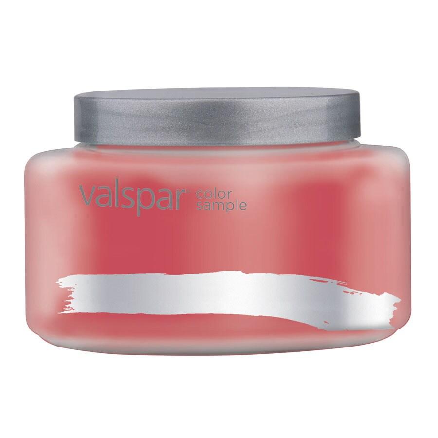 Valspar Berry Blush Interior Satin Paint Sample (Actual Net Contents: 8-fl oz)