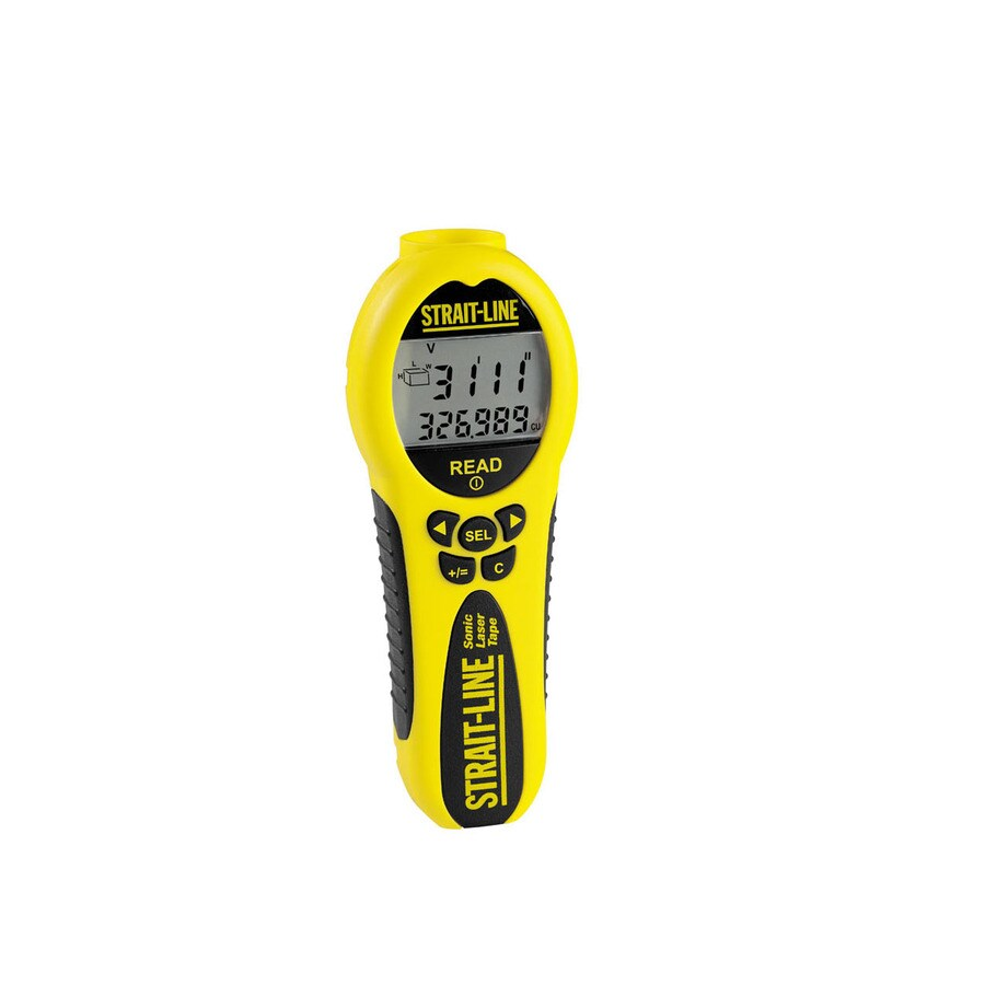IRWIN Metric and SAE Laser Distance Measurer