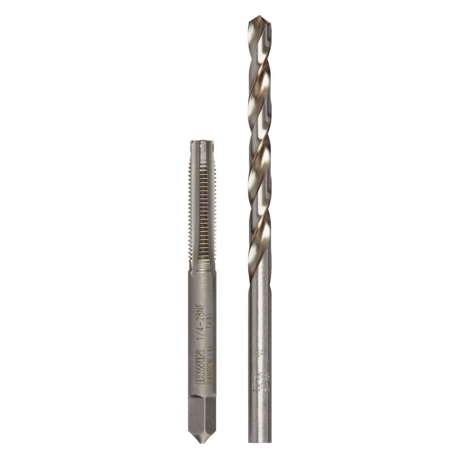 IRWIN 2-Piece SAE Tap and Die Set