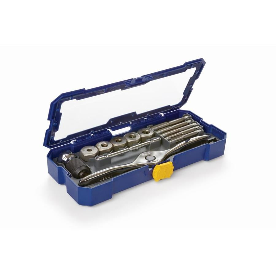 IRWIN 14-Piece Metric Tap and Die Set