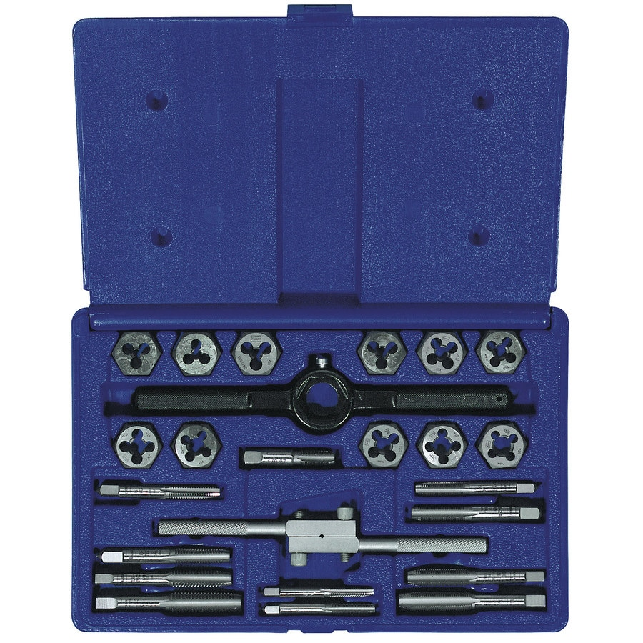 IRWIN 24-Piece SAE Tap and Die Set
