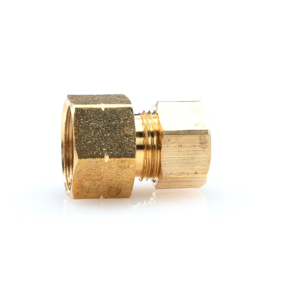 Shop watts in compression coupling adapter