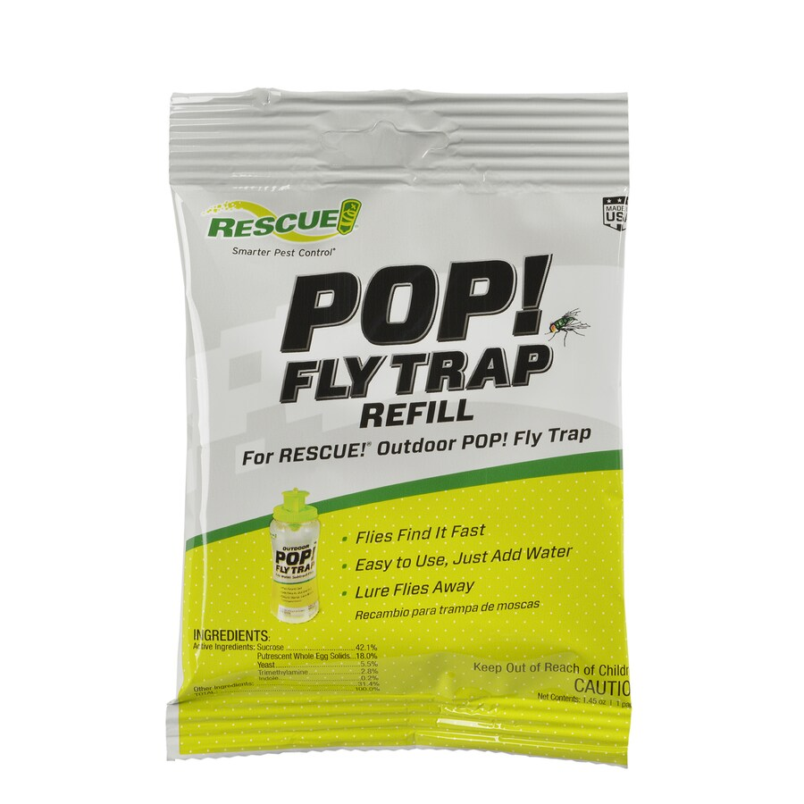 RESCUE! POP! Fly Trap Attractant