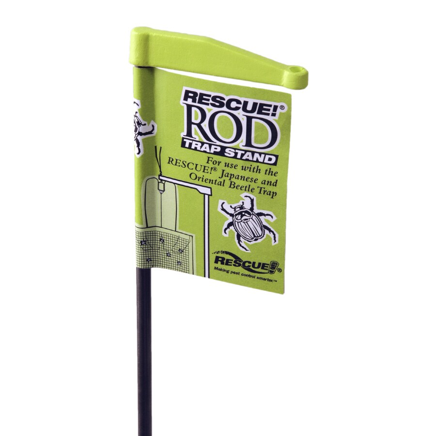 RESCUE! Rodent Trap Stand Granules