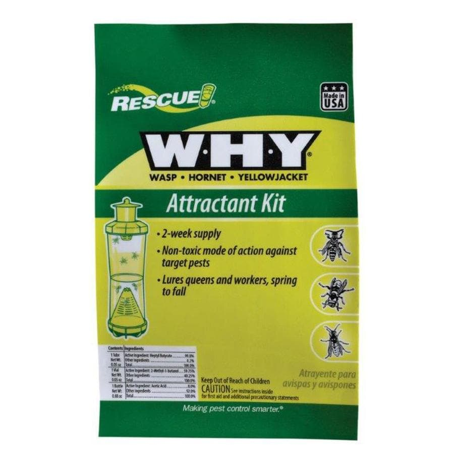 RESCUE! WHY Attractant Kit