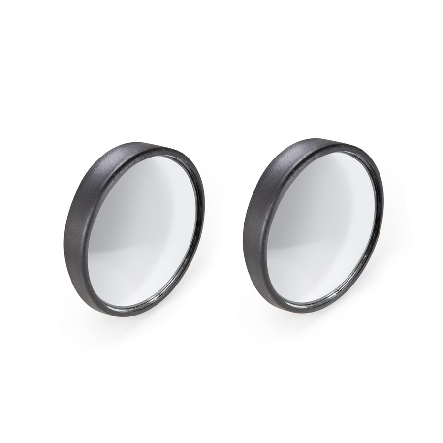 Reese 2-Pack 3-in Adjustable Round Mirror