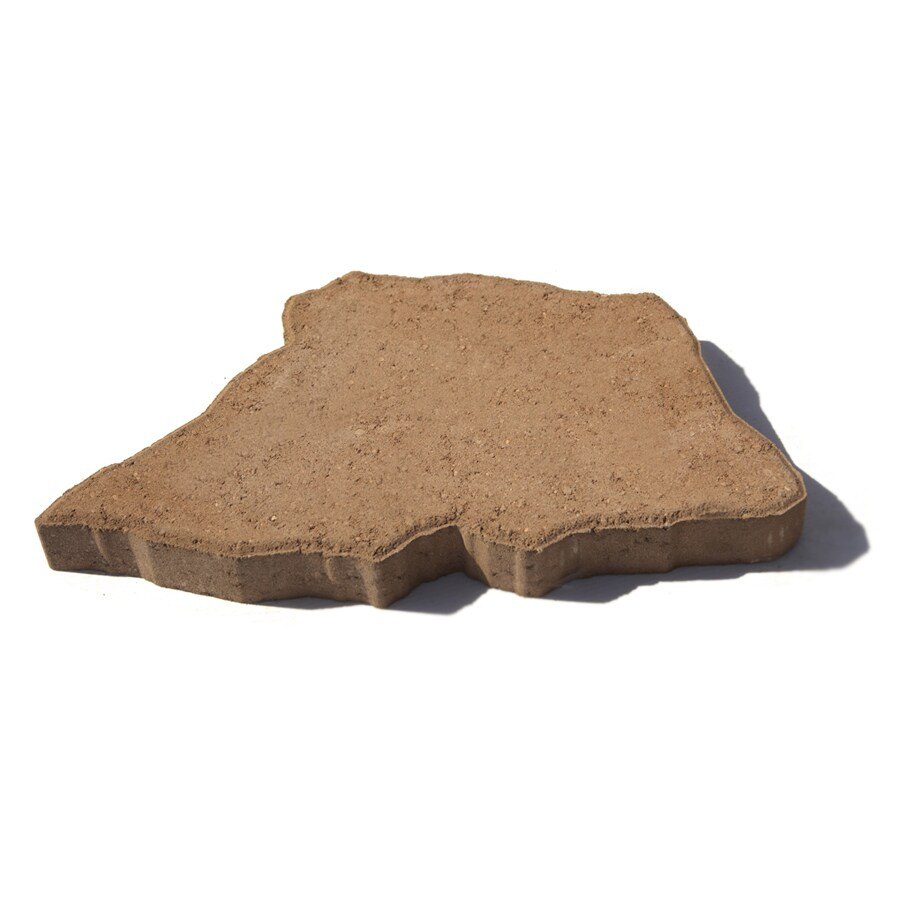 allen + roth Cavan Sunset Canyon Patio Stone (Common: 22-in x 15-in; Actual: 22.2-in H x 14.6-in L)