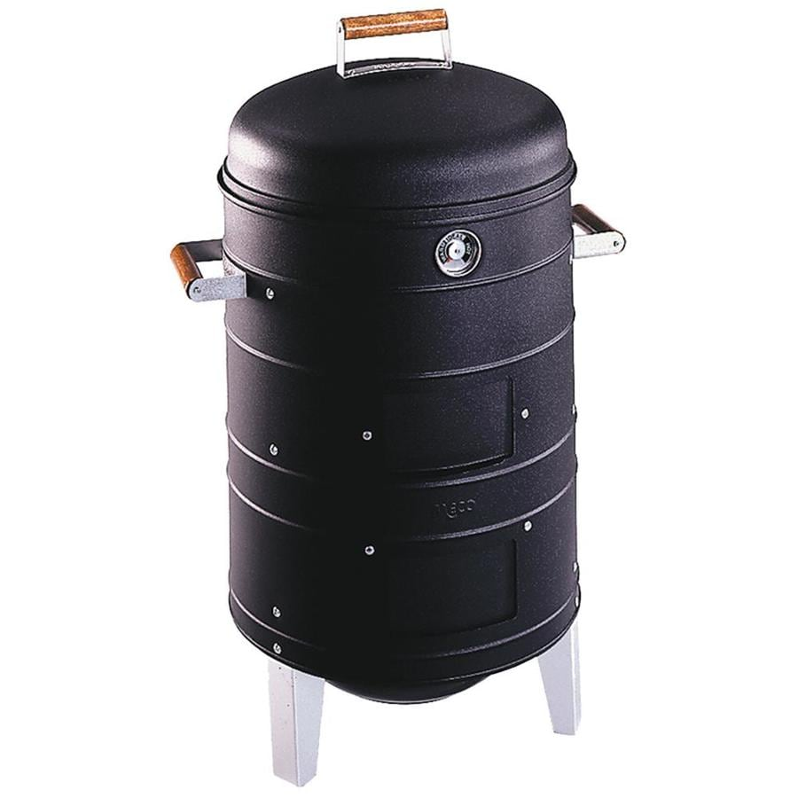Southern Country 37-in H x 21.5-in W 351-sq in Charcoal Vertical Smoker