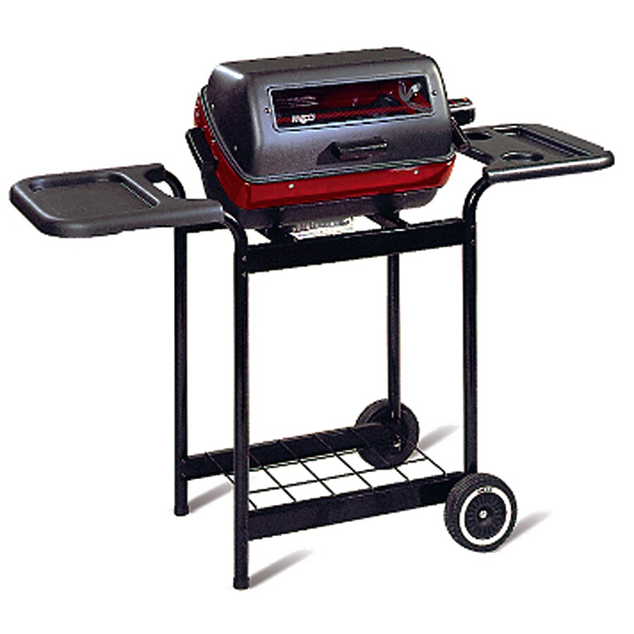 Electric Grills Product ~ Shop easy street watt satin black electric grill at