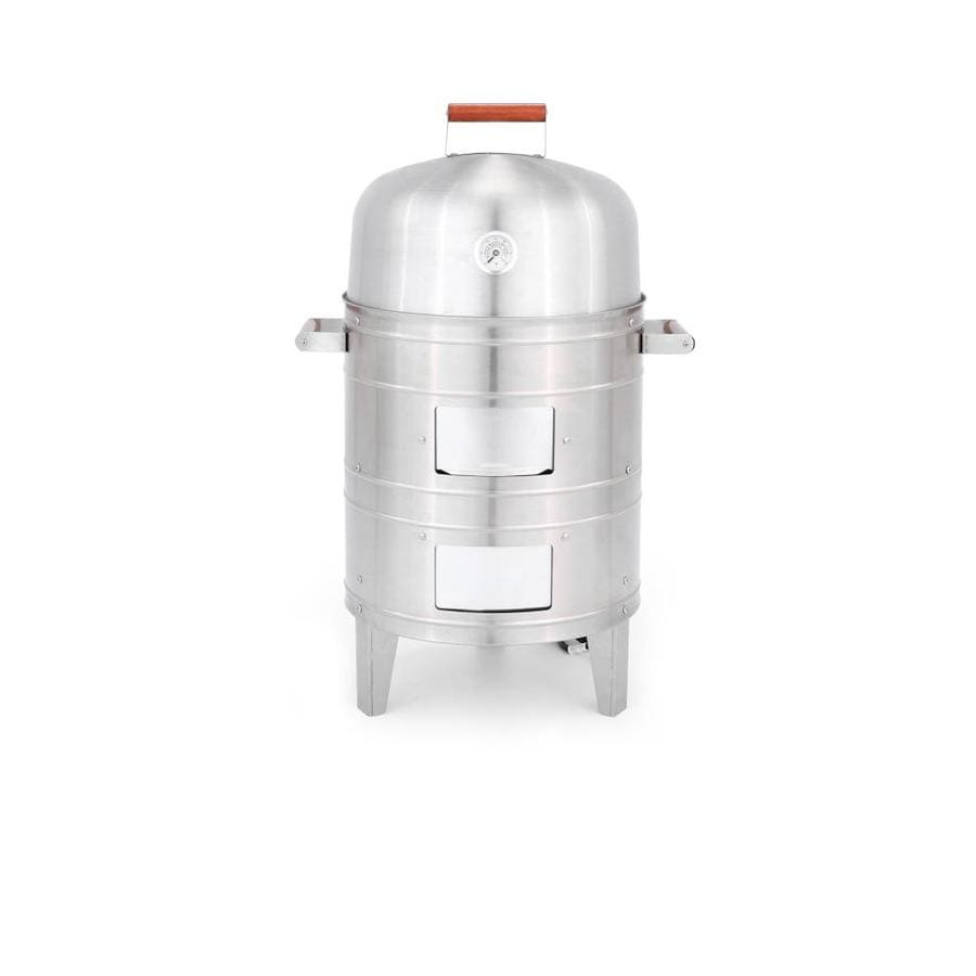 Southern Country 1,500-Watt Electric Vertical Smoker (Common: 22.63-in; Actual: 22.63-in)