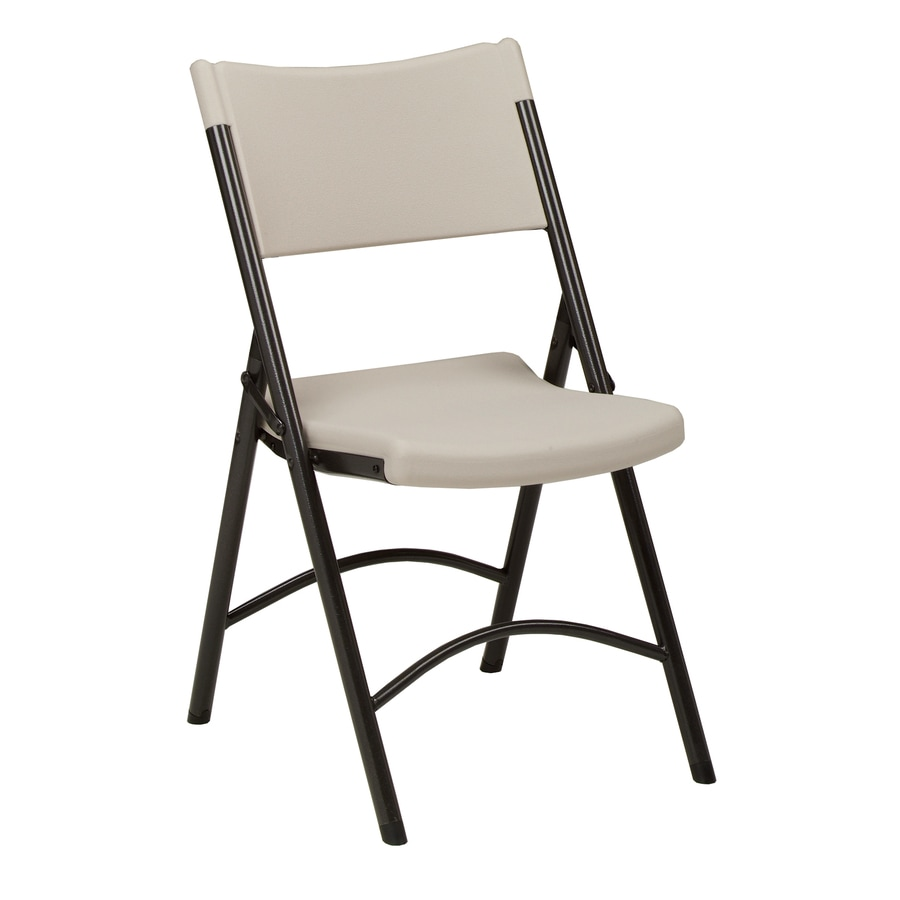 Style Selections Steel Folding Chair