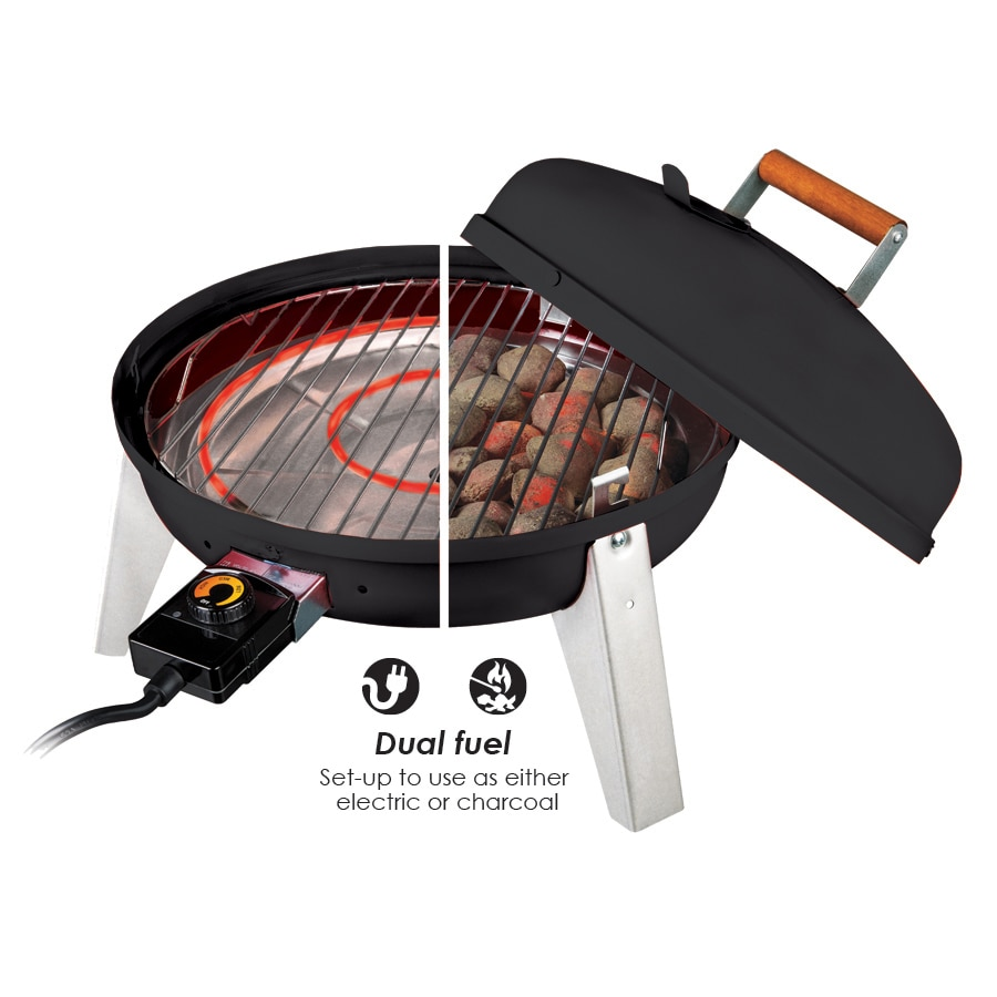 Shop Americana 1500 Watt Electric Grill At Lowes Com