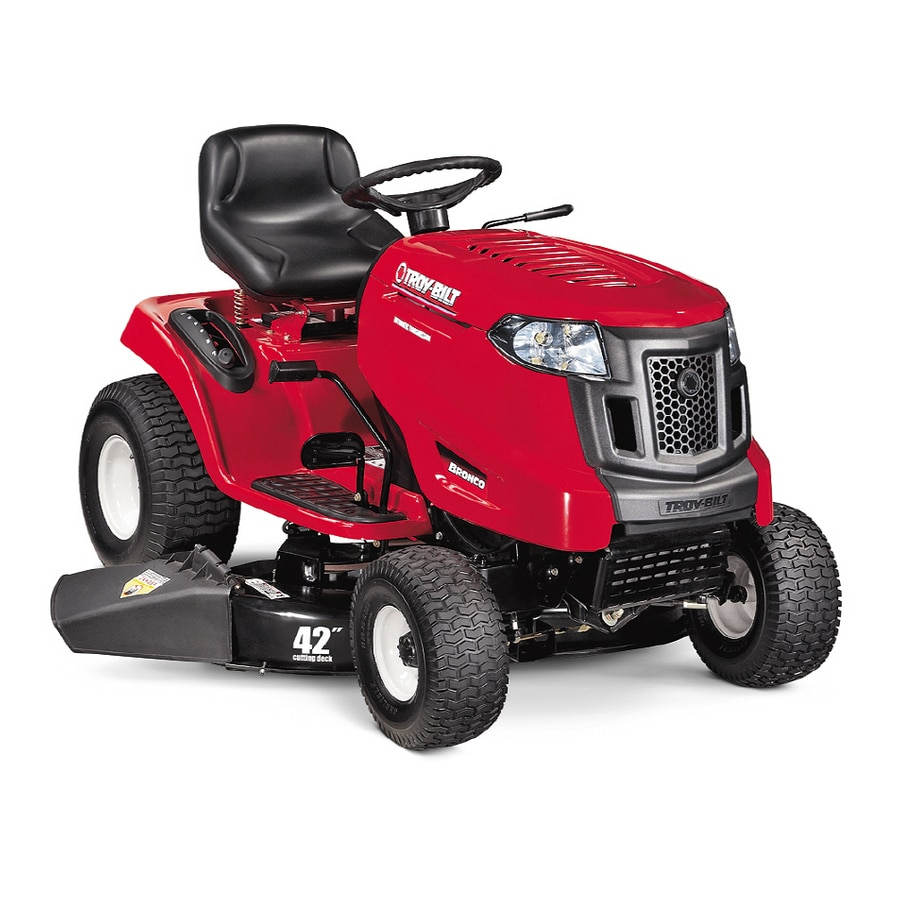 "Troy-Bilt 18-HP 42"" Cut Lawn Tractor"