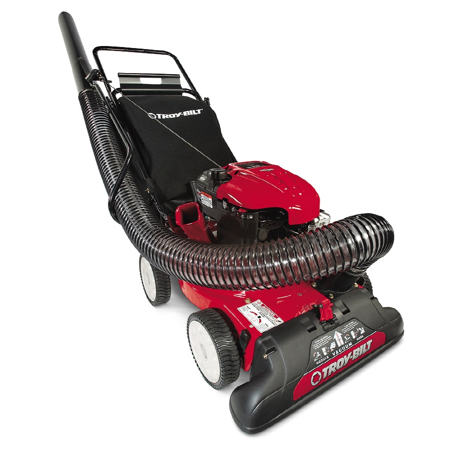 Troy-Bilt 190-cc Gas Chipper Shredder Vacuum