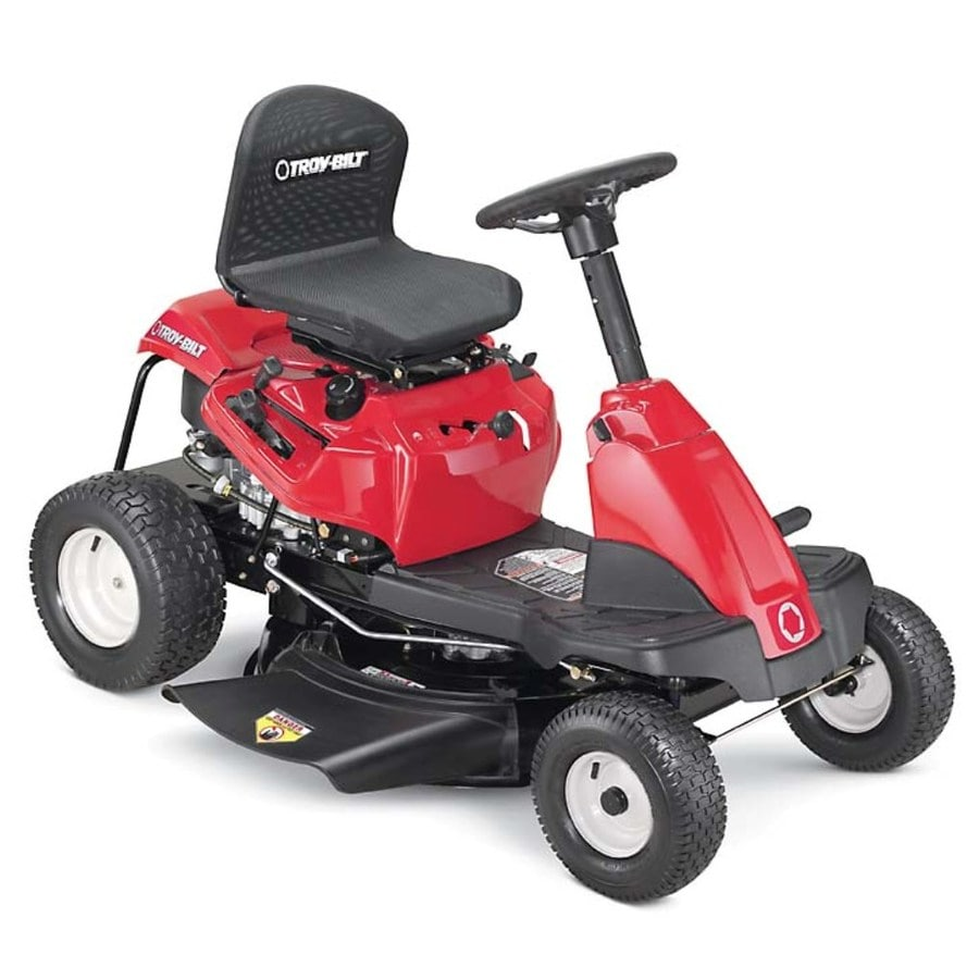 Troy-Bilt TB30R 11.5 HP Manual 30-in Riding Lawn Mower with Briggs & Stratton Engine (CARB)