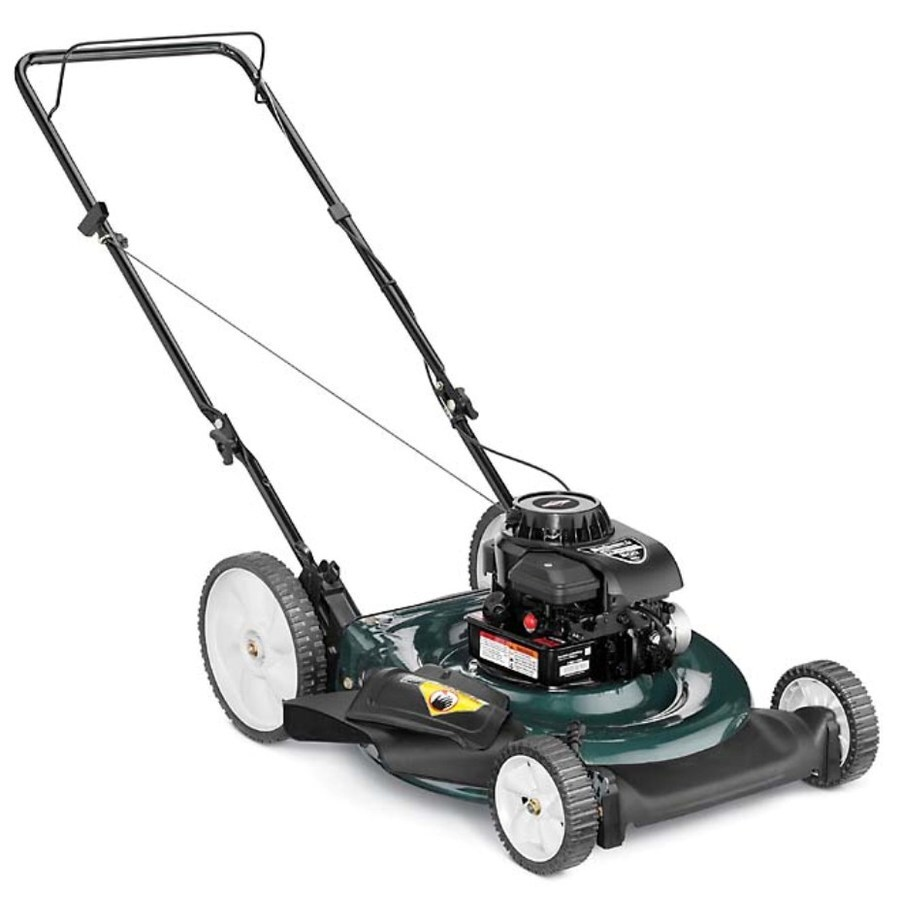 Bolens 158-cc 21-in 2 in 1 Gas Push Lawn Mower with Briggs & Stratton Engine