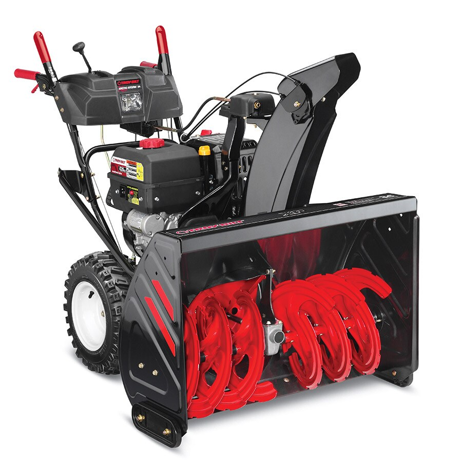 Heated Snow Blower : Shop troy bilt arctic storm cc in two stage