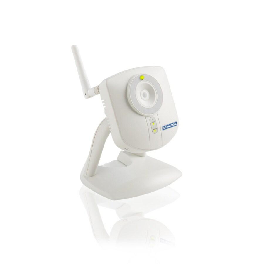 Schlage LiNK White Wireless Camera