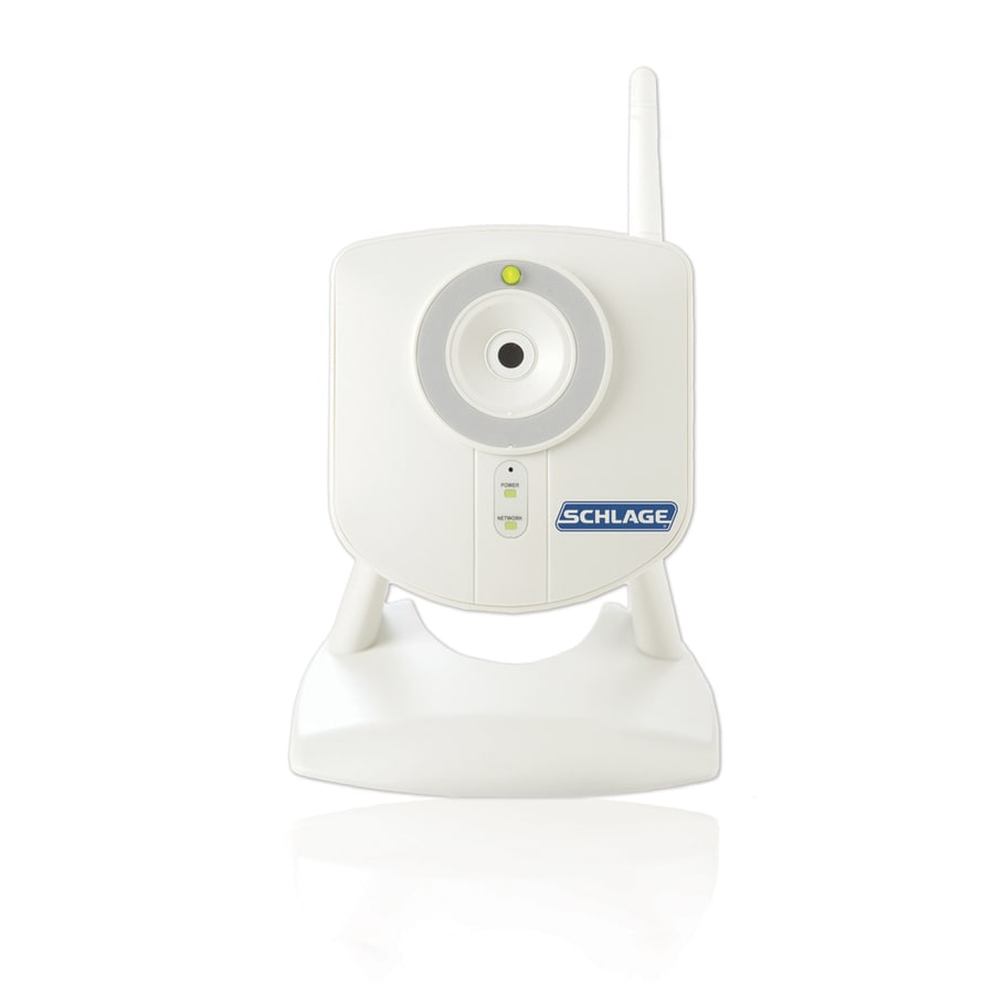 Schlage Home Indoor Camera with Nexia Home Intelligence