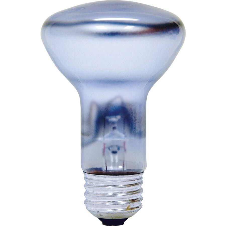 GE 3-Pack 45-Watt R20 Medium Base (E-26) Color-Enhancing Dimmable Incandescent Flood Light Bulbs
