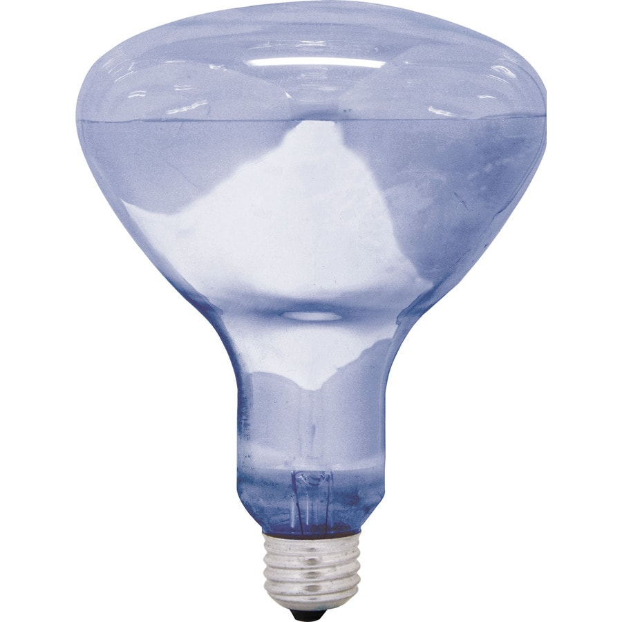 GE Reveal 26-Watt (90W Equivalent) 2,500K BR40 Medium Base (E-26) Color-Enhancing Flood Light CFL Bulb