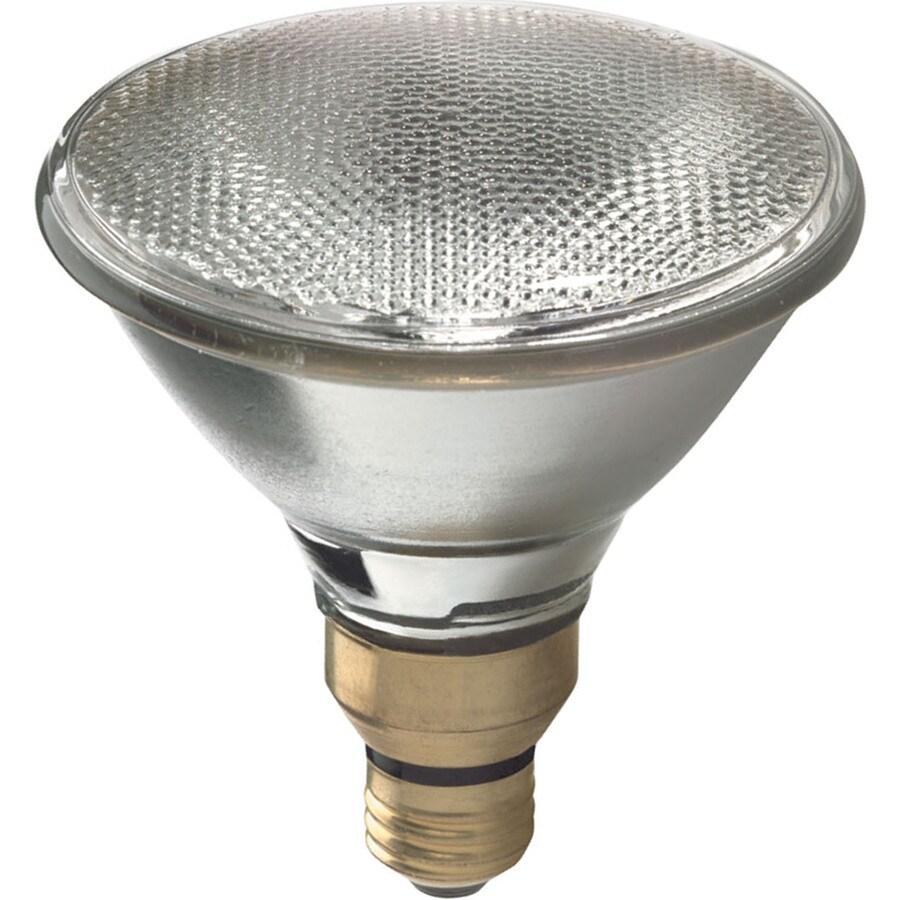 GE 2-Pack 90-Watt Xenon PAR38 Medium Base (E-26) Soft White Dimmable Outdoor Halogen Flood Light Bulbs