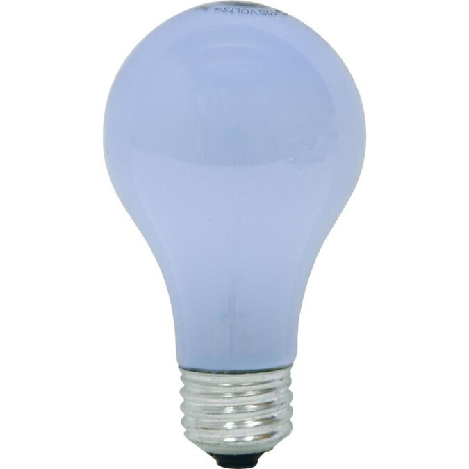 GE Reveal 60-Watt EQ A19 Dimmable Color-enhancing A-style ...