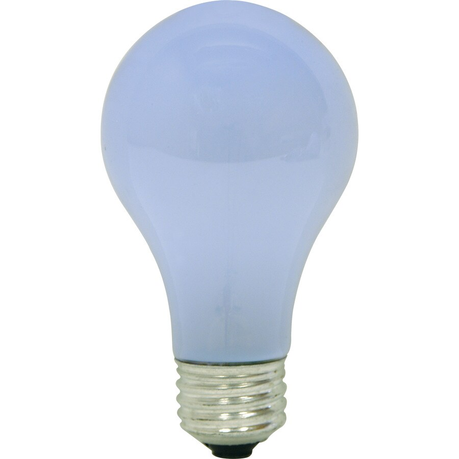 GE 2-Pack 43-Watt (60W Equivalent) A19 Medium Base (E-26) Color-Enhancing Dimmable for Indoor Halogen Light Bulbs